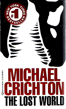 Michael Crichton's The Lost World Book Review