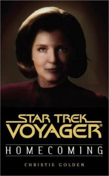 Star Trek Voyager Novels: Homecoming | The Farther Shore